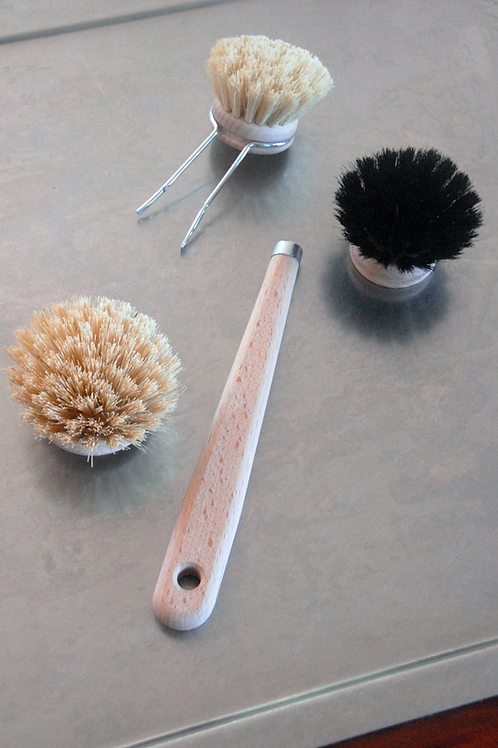 Replacement Dish Brush Heads