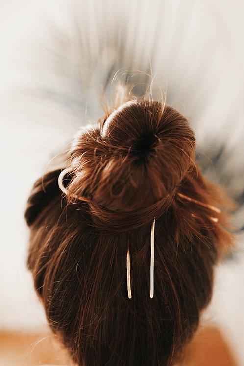 Brass Hair Pins