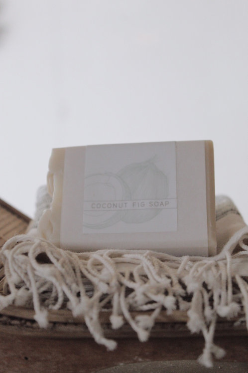 Coconut Fig Soap