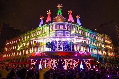 17 a 19/12 - Natal Luz Curitiba