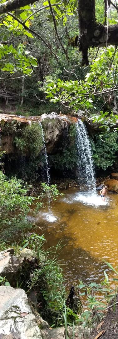Cachoeira Vale das Borboletas