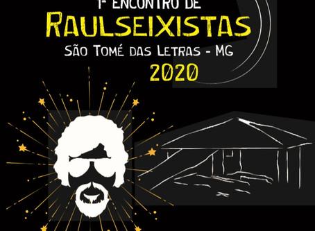 Encontro de Raulseixistas em São Thome das Letras