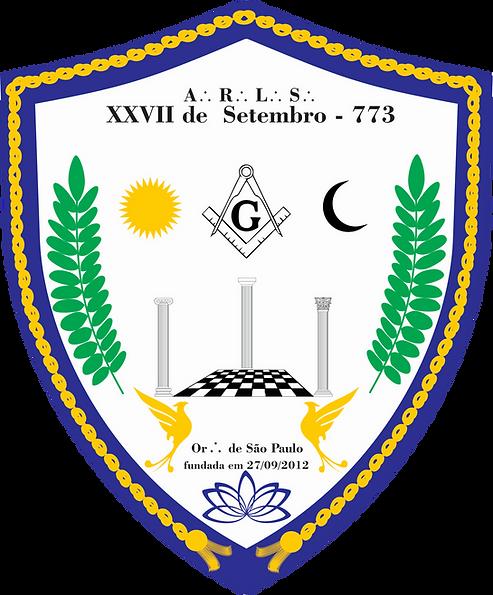 XXVVI DE STEMBRO, 773