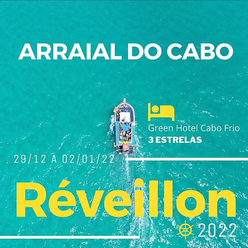 29 a 02/01 - Arraial do Cabo - RJ