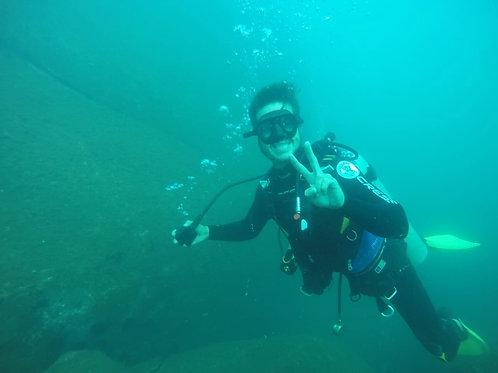 31/07 - Plongée à Ilhabela - SP
