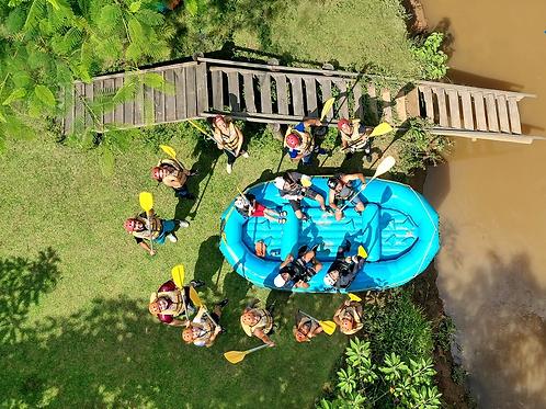 04/10 - Rafting + Pedra Bela Socorro