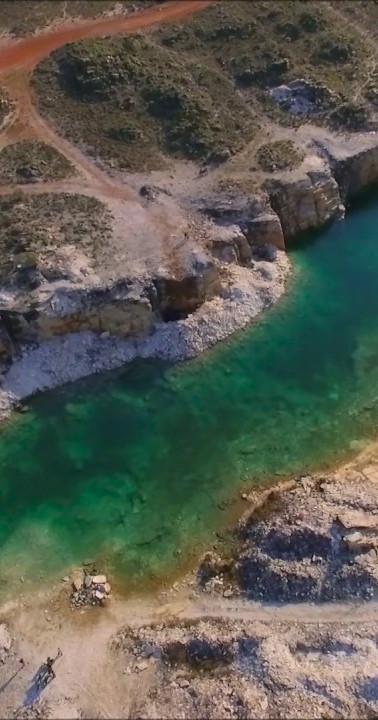 Lagoa da Pedreira Azul