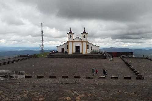 13 a 15/08 - Santuário Basílica Piedade Caete