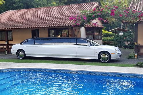 Visite de la ville en SP en limousine (2h)