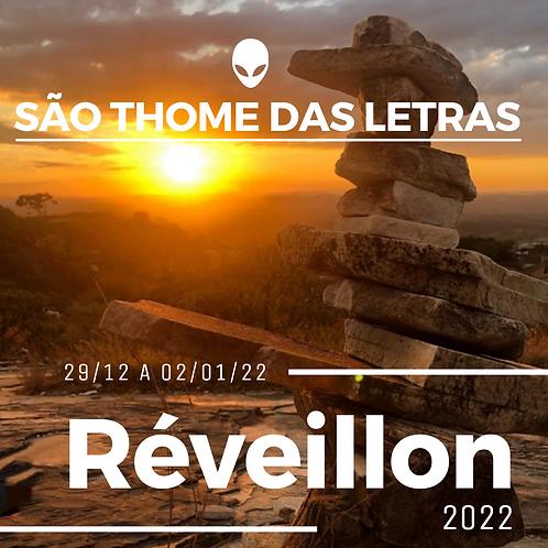 29/12 a 02/01 - São Thomé das Letras - MG I Réveillon 2022