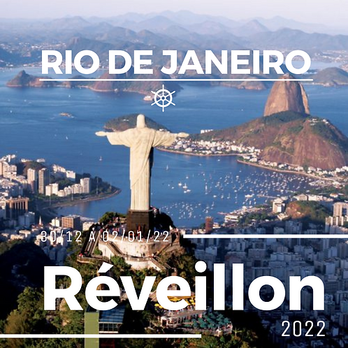 30 a 02/01 - Rio de Janeiro - RJ I Réveillon 2022