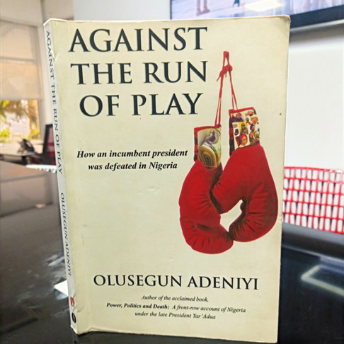 'Against the Run of Play' - A Review
