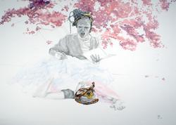 Cherry Blossom series, Scream