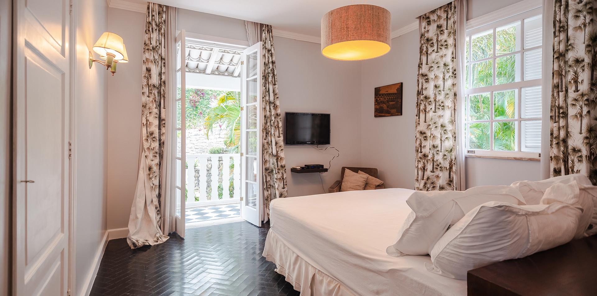 L'Homme de Rio Hotel - Suíte 3 Botafogo