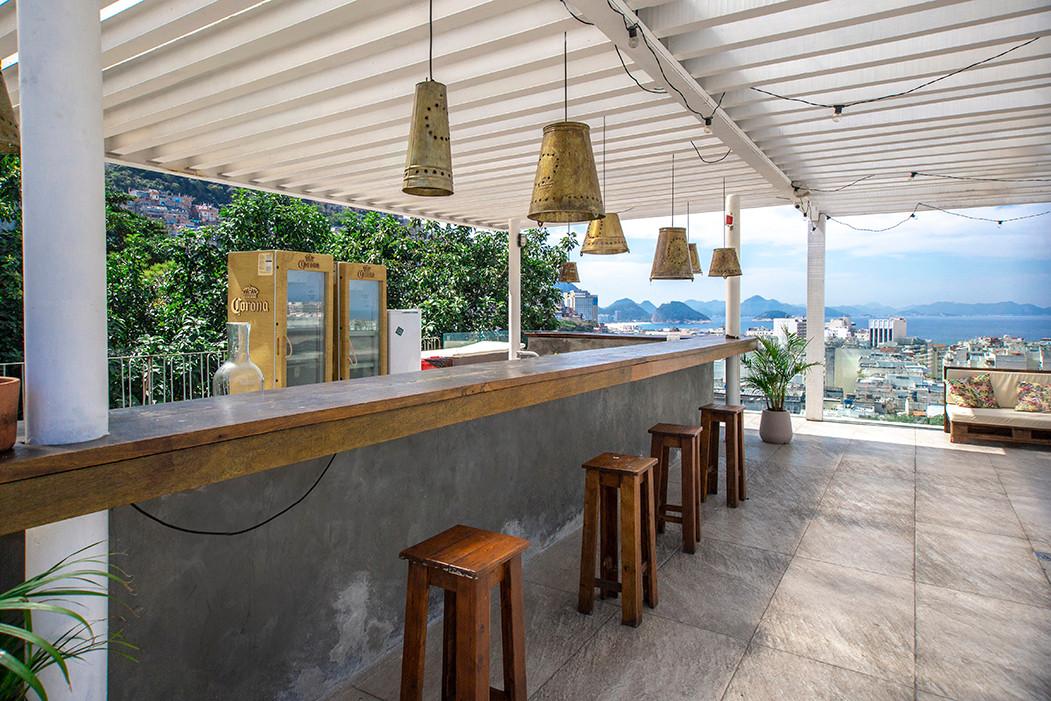 L'Homme de Rio Hotel - Rooftop Pikpok -