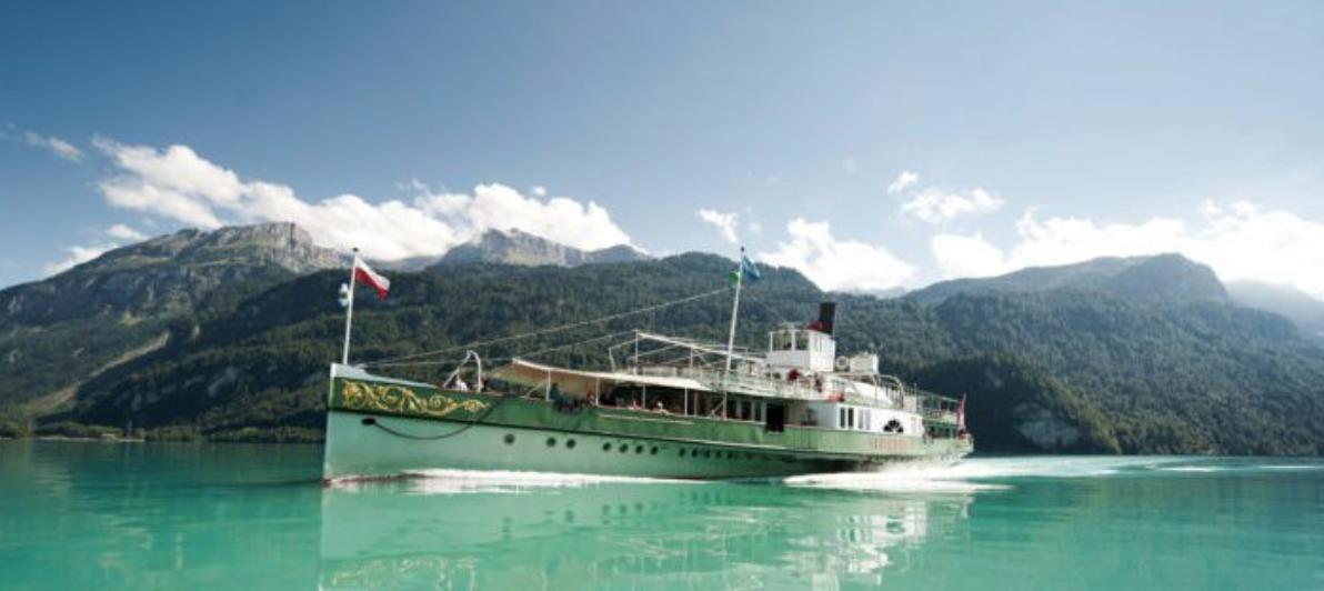 Aktivitäten Thuner- Brienzer See