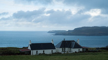 My Stay at Eco Friendly Treshnish Cottages