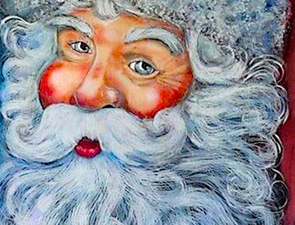 A Santa Smile