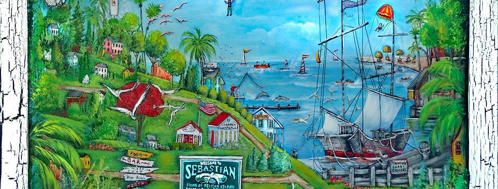 A Day in Sebastian FL