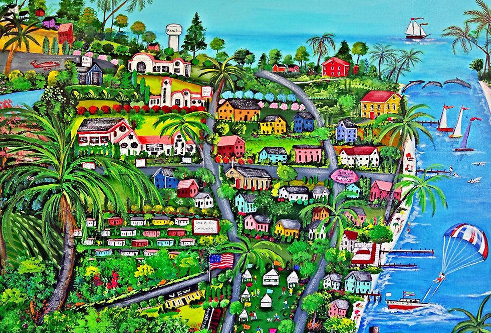 Sebastian Village