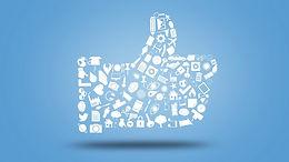 Moralische Unterstützung - Social Media