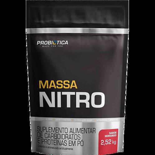 MASSA NITRO NO2 - 2,52KG
