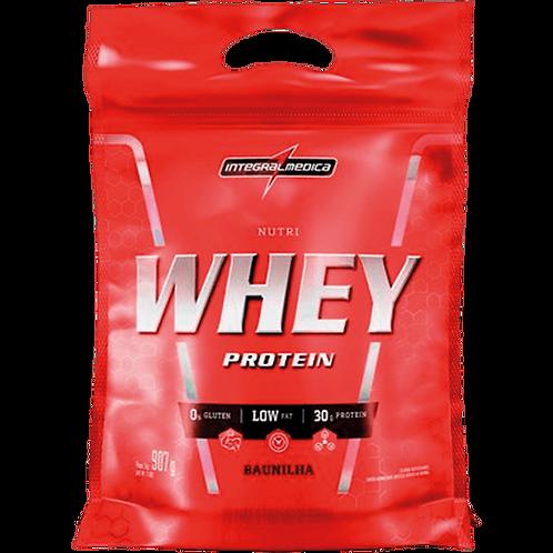 Nutri Whey Protein - REFIL 907GR