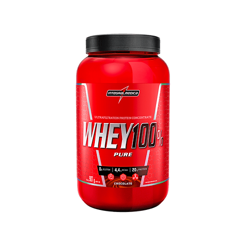 WHEY 100% PURE 907GR