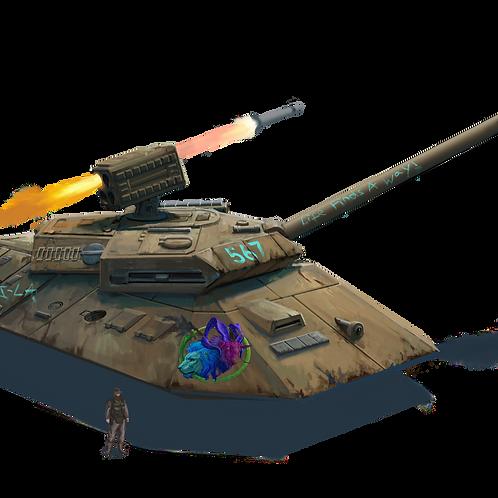 Devil Ray Light Tank