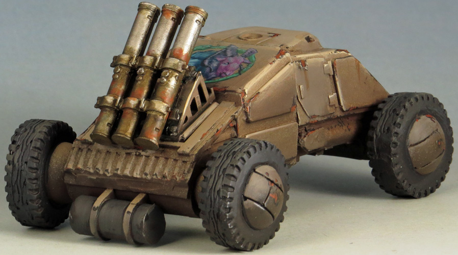 Pact Scorpion ATV