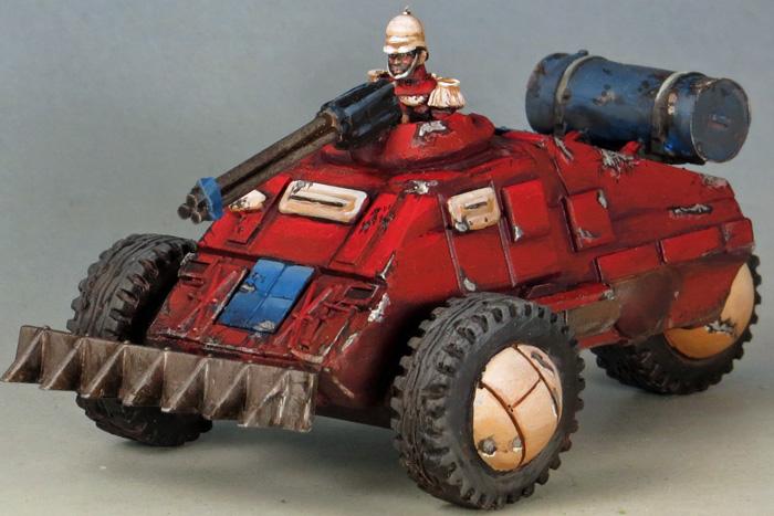 Praetorian Guard Sentinel Proxy