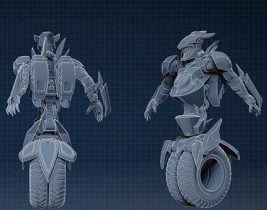 Centaur Blueprint