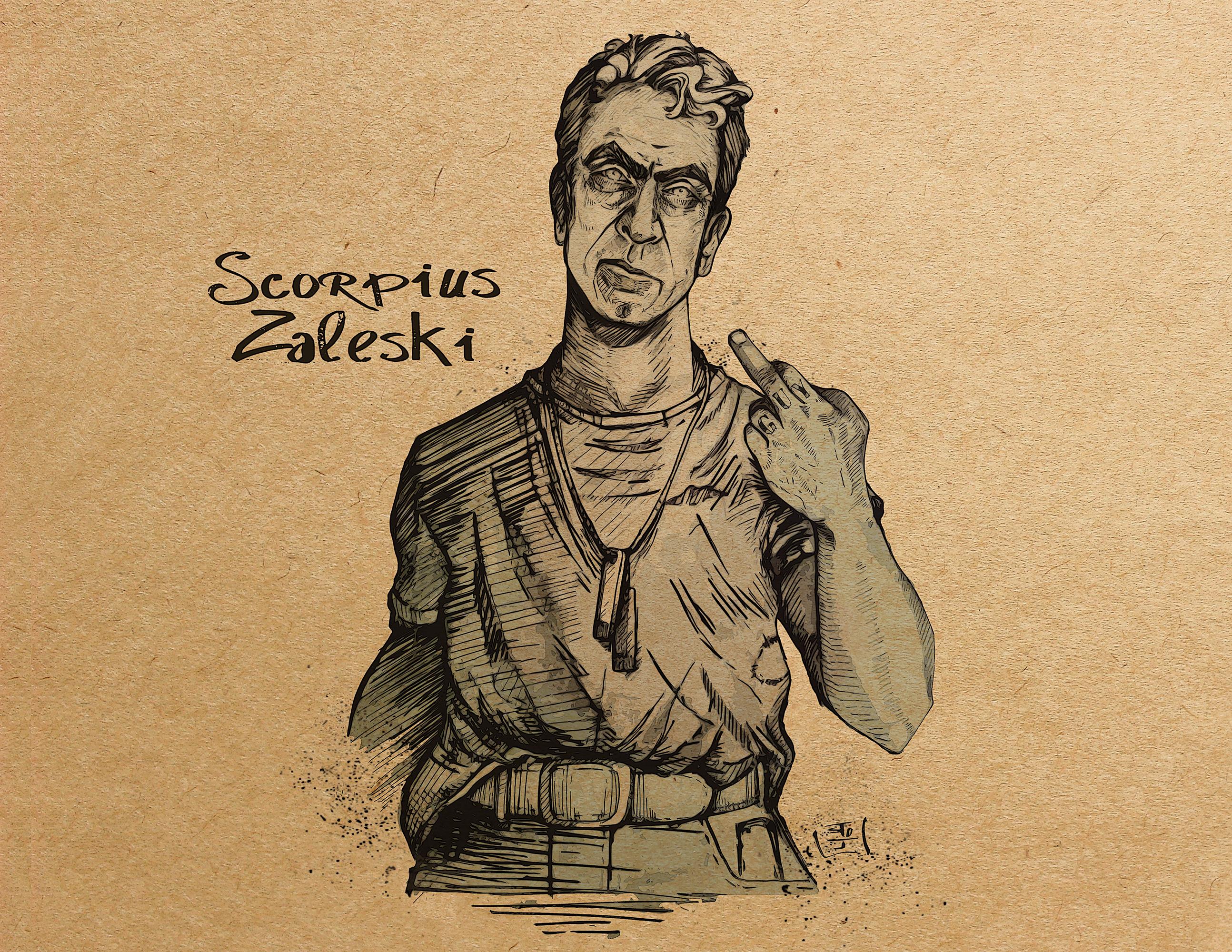 Scorpius Zaleski