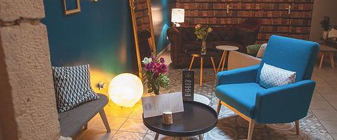 Jeannine et Suzanne - Café gourmet - Deuxième salle