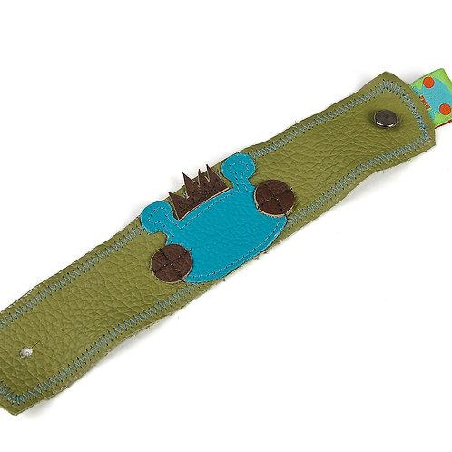 Armband grün / Willy