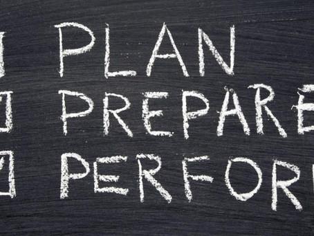 Wie Du richtig führst | #10 - Vorbereitung, das A&O