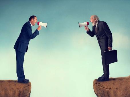 Wie Du richtig führst | #08 - Konflikten nicht aus dem Weg gehen