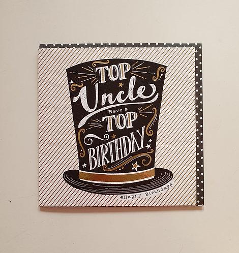 Top Uncle - Top Hat
