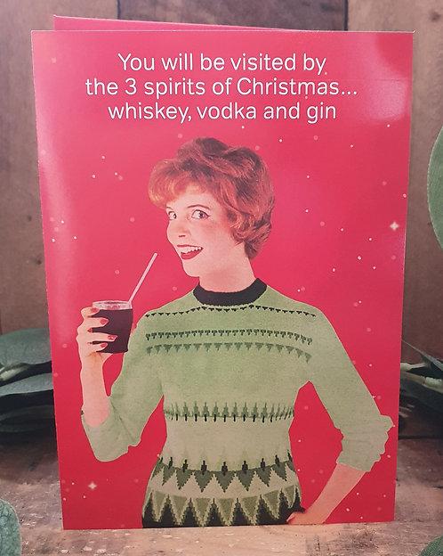 3 Spirits Of Christmas
