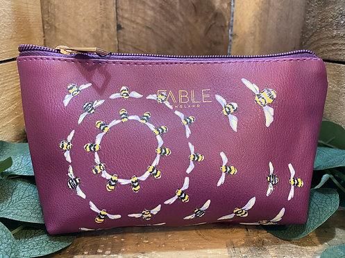 Purple Bee Cosmetics Bag
