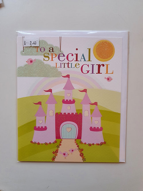 Special Little Girl - Castle