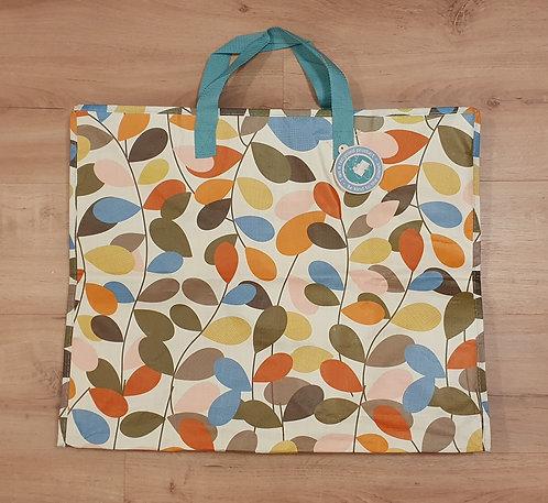 Vintage Ivy Leaf Jumbo Storage Bag
