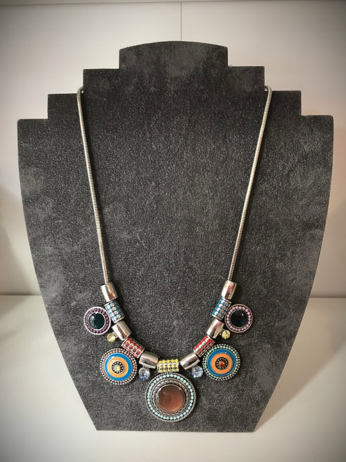 Bohemian-Style Necklace