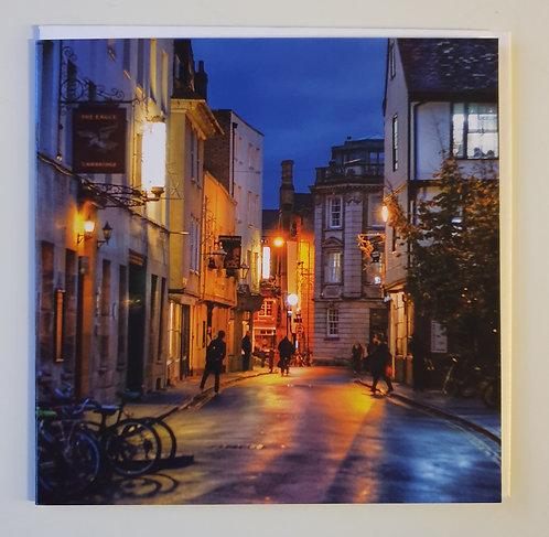 Bene't Street, Cambridge