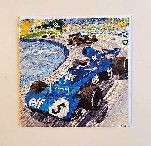 Crampton - Grand Prix, Monaco