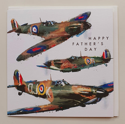 Happy Father's Day Spitfires