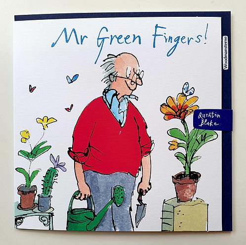 Happy Father's Day: Mr Green Fingers