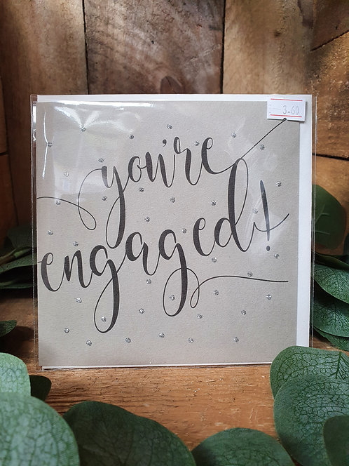 Eco Glitter You're Engaged!