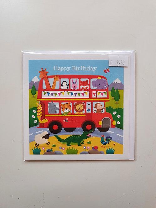 HB - Animal Bus