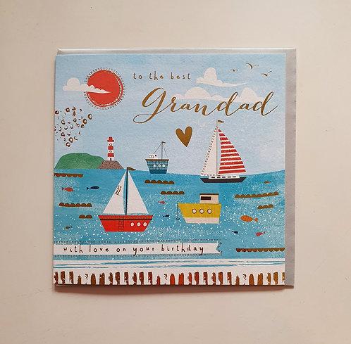 Grandad - Sailing Boats
